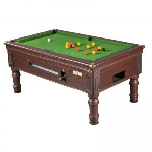6 x 3 foot Supreme Prince Refurbished Pool Table