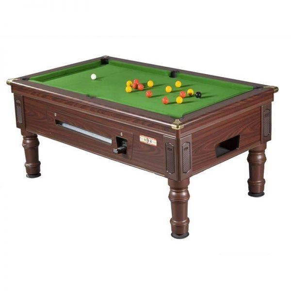 6 x 3 foot Supreme Prince Refurbished Pool Table
