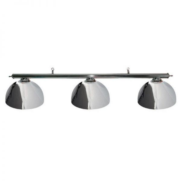 Pool Table Lighting Canopy Chrome