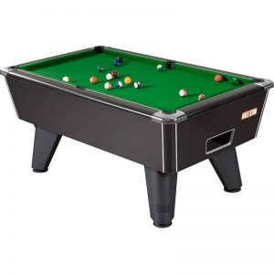 Supreme winner refurbished pool table