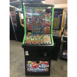 Toast Busters Fruit Machine