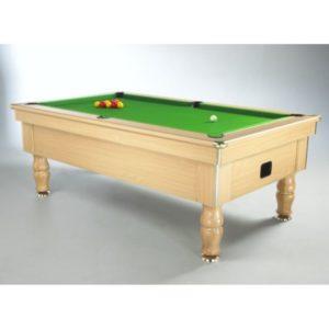 Beech Pool Table