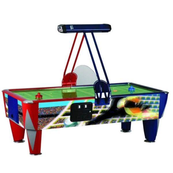 Refurbished Fast Track Soccer Air Hockey Table