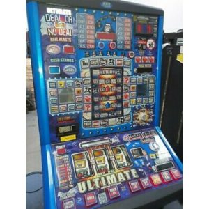Ultimate Deal Or No Deal Fruit Machine
