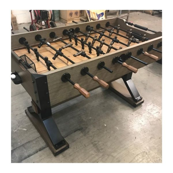 Homeplay Ornate Wooden Table Football Table