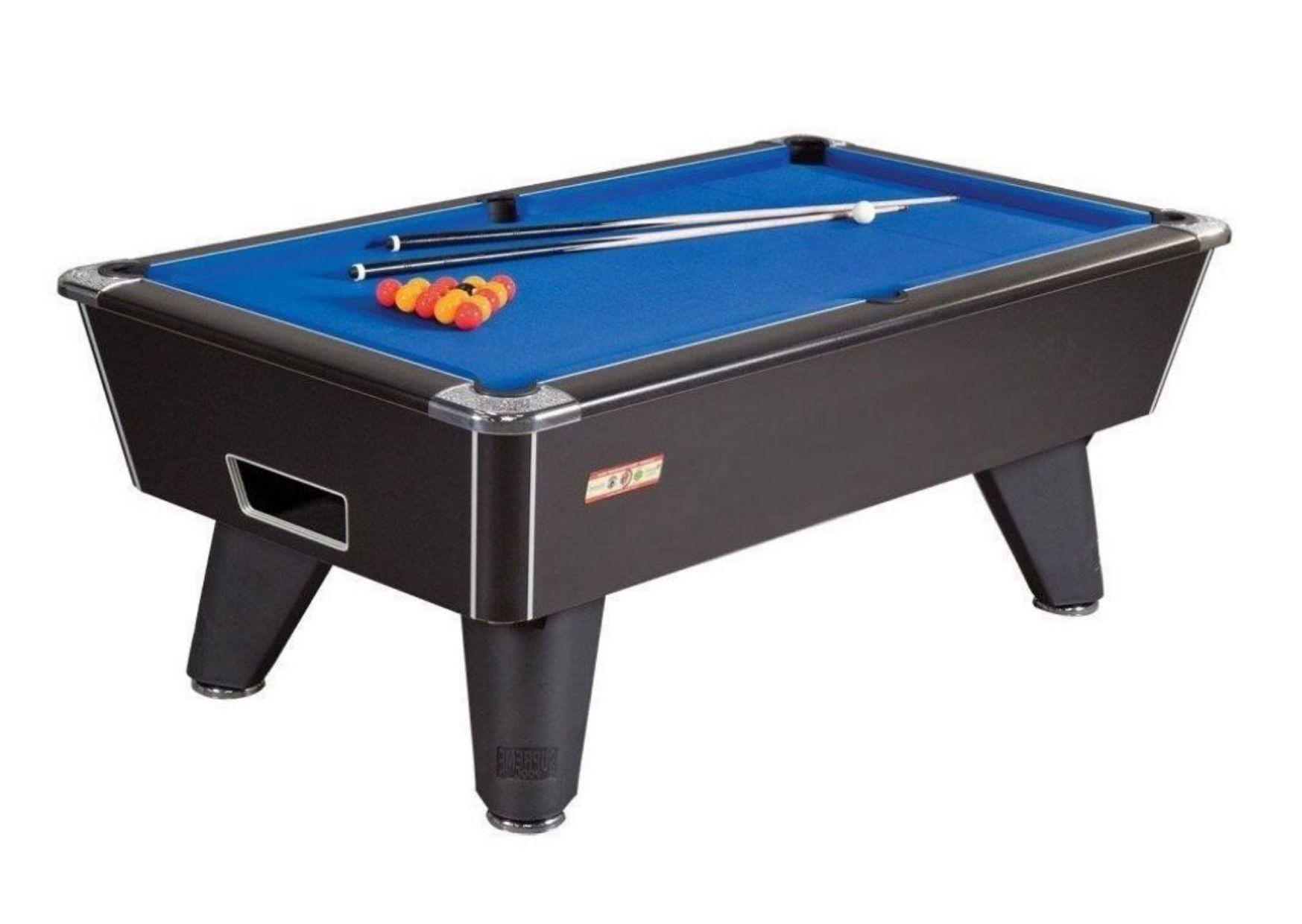 New Sherlock Pool Table