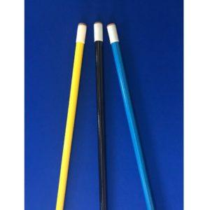 Coloured Pool Cues