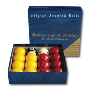 Aramith pro-Cup Balls