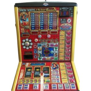 Snow White And The Seven Tenners Fruit Machine