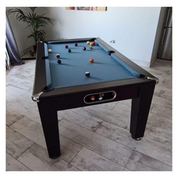 Blackball Edinburgh Black Pool Table