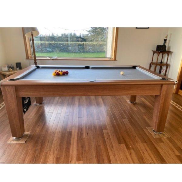 Blackball Edinburgh Walnut Pool Table