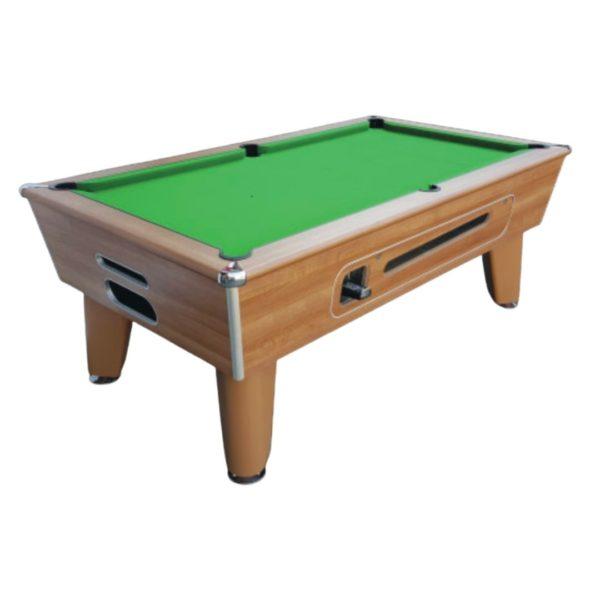 Blackball Walnut Pool Table