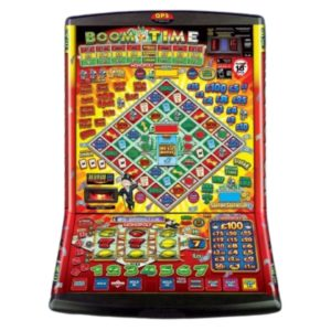 Monopoly Boom Time Fruit Machine