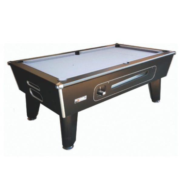 Optima Classic Black Pool Table