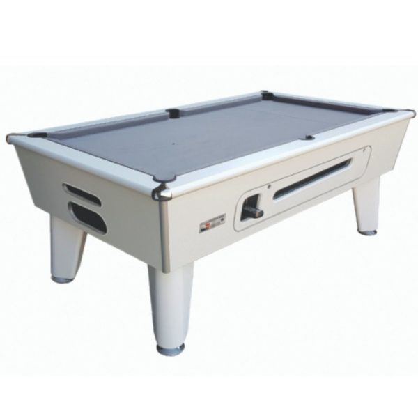 Optima Classic White Pool Table (1)
