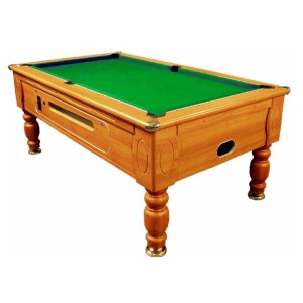 Optima Walnut Pool Table